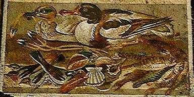 Histoire de la gastronomie l empire romain tie spoon - Cuisine romaine antique ...